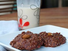 Almond Joy No-Bake Cookies