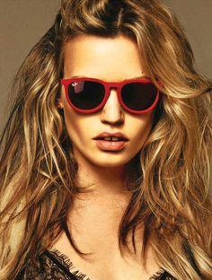 hair models, sunglass, damon baker