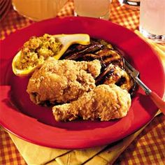 Southern Fried Chicken - because sometimes you just need some old-fashioned comfort food!