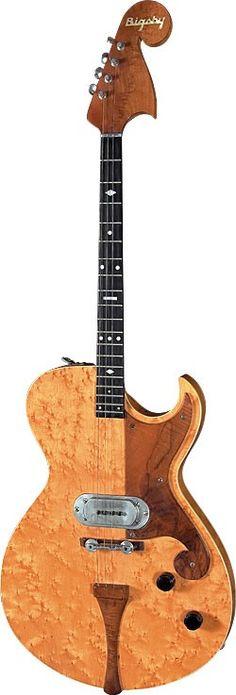 Bigsby tenor guitar