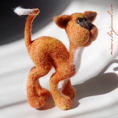 miaoo_o - Ginger by Lyuba, in LJ