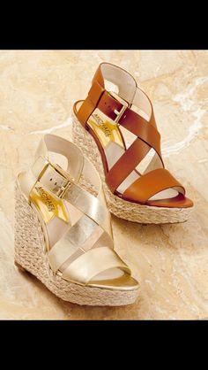 Michael kors sandals <3