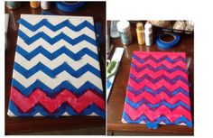 How to Decorate With the Chevron Pattern! | Her Campus