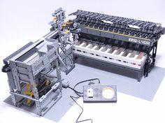 Ingenious Lego Machine For Sorting Legos | Co.Design: business + innovation + design