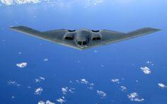 sigilo bombardero B-2-el espíritu-1