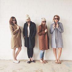 HDH Fall Coats