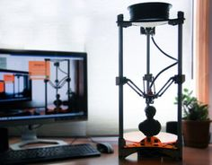 Kickstarter project Deltaprintr offers cheap easy to use 3D printer Sunruy 3D printer Manufactures Company supply Cheap DIY 3D printer. It is specially designed for DIY usage, with low price, nice performance and high precision printing objects. Visit our website for knowing more http://www.sunruy.com