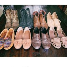 shoes I want them all