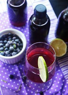 Blueberry Cordial (Portuguese)