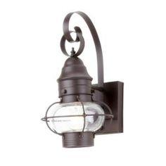 Outdoor Lantern (wall-mount)