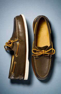 You know it's summer when: Sperry Top-Sider Boat Shoes