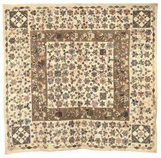English quilt c.1850
