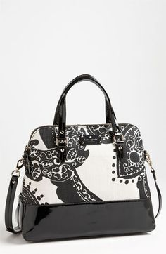 kate spade new york 'paisley grove - large maise' dome shopper | Nordstrom