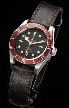 Tudor Heritage Black Bay Ref 7922R
