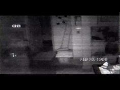 Real Ghost Caught on Video Tape