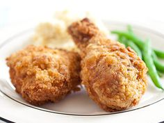 Easier Fried Chicken - Cooks Illustrated