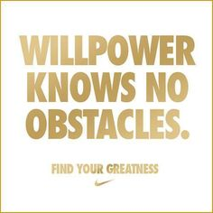 know no obstacles!