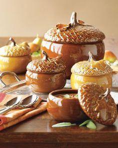 Soup Bowls......