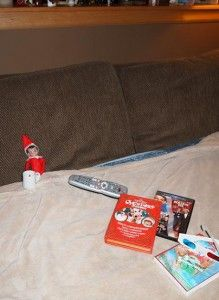 Holiday Movie Night with the Elf