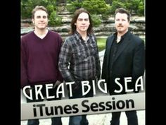 Great Big Sea- Sea of No Cares (iTunes Session version)