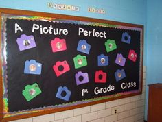 A picture perfect 2nd grade class