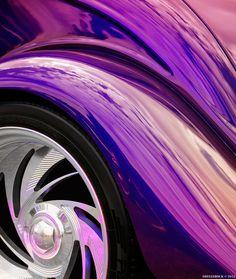 *Purple Haze by Steve Shelley