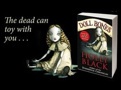 ▶ DOLL BONES by Holly Black | UK Book Trailer