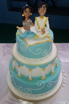 Aladdin @Courtney Baker Broderick!!!!!!!!