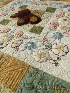 Green Fairy Quilts -- beautiful quilting