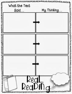 Metacognition with Reading Salad