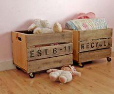 Stylish Storage Ideas for the Nursery | Chic & Cheap Nursery™