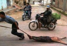 BEHEADING INFIDELS: HOW ALLAH HEALS THE HEARTS OF BELIEVERS. THIS IS ISLAM