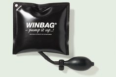 We wish we'd thought of this ingenious inflatable reinforced-rubber bag. Slip the Air Wedge by Winbag under heavy appliances, kitchen cabinets, or anything up to 220 pounds—the 6-inch square is only 1/16 inch thick—and squeeze the bulb to jack them up off the ground while you shim or level them. Fully inflated, it stands 2¾ inches tall. Also comes in handy for tippy cafe tables. About $25 from leevalley.com | Photo: Ted Morrison | thisoldhouse.com