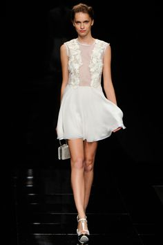 John Richmond SS13 at Milan Fashion Week