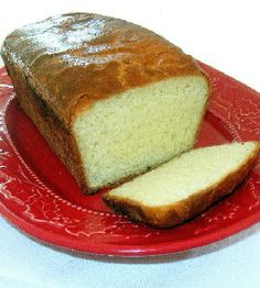 Brioche Loaf for Sandwiches and French Toast