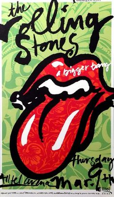 concerts, rock poster, roll stone, music poster, stone album, rolling stones poster, rock concert, concert posters, the rolling stones
