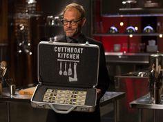 Alton's Dream Cutthroat Kitchen Sabotages Revealed