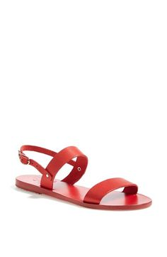 Ancient Greek Sandals 'Clio' Leather Sandal available at #Nordstrom