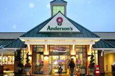 My favorite Store.  Anderson's Home and Garden Showplace  Its a destination in Newport News Va.  Check out our website http://www.remax-alliance-virginiabeach-va.com for more information!