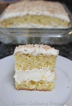 Hawaiian Dream Cake dream cake, hawaiian dream