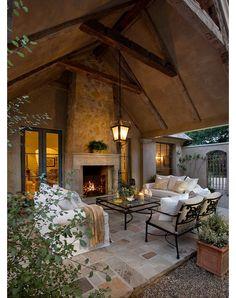 Awesome Outdoor Patio - Home and Garden Design Ideas