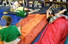 Elementary Matters: Camping Friday
