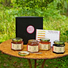 Red Bee Honey Party Tasting Kit #Beekeeping