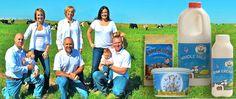 Raw milk recipes: http://www.organicpastures.com/pdfs/Recipe%20Book.pdf