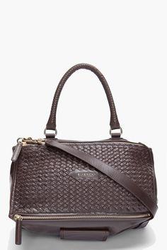 Givenchy : woven top pandora