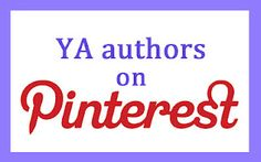 Check out a great list of YA writers on Pinterest, on YAHighway, compiled by Kirsten Hubbard (thank you, Kirsten!)