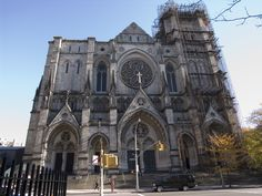 Cathedral of St. John the Divine ~ New York City, New York
