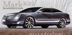 2010 Lincoln Mark Coupe concept