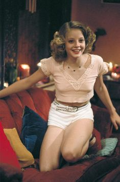 Jodie Foster in Taxi Driver