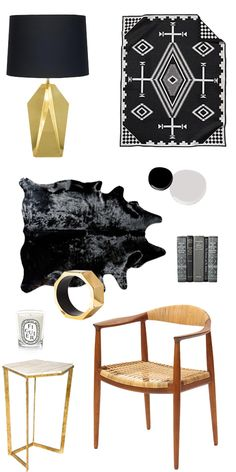 Inspired by the Hollywood home of Nate Berkus and Jeremiah Brent